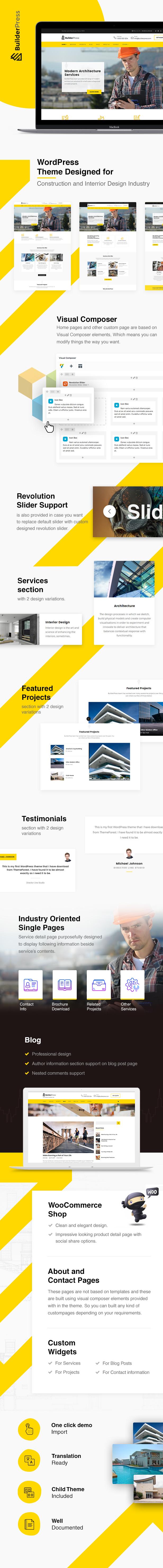 BuilderPress Features